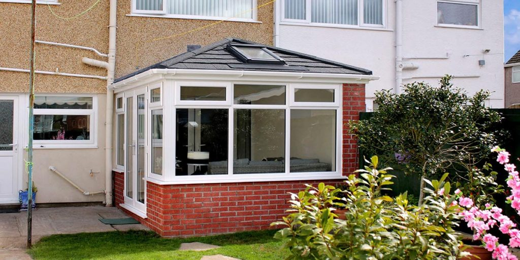 Leka Tiled Roof with Roof Window